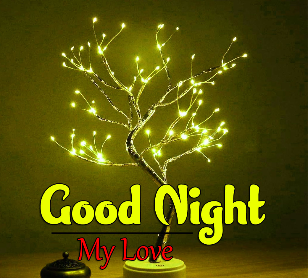 Latest Sweet Good Night Wishes k Images Pics Download