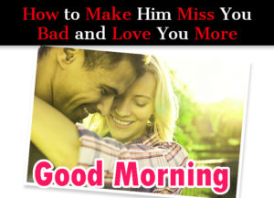 Good Morning Images for Him picture for whatsapp