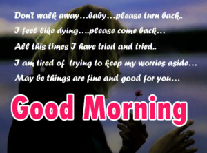 Good Morning Images for Him photo pics download