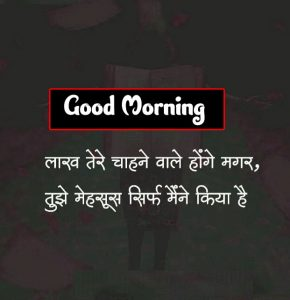 BeautifulHindi Quotes Good Morning Images Photo for Facebook