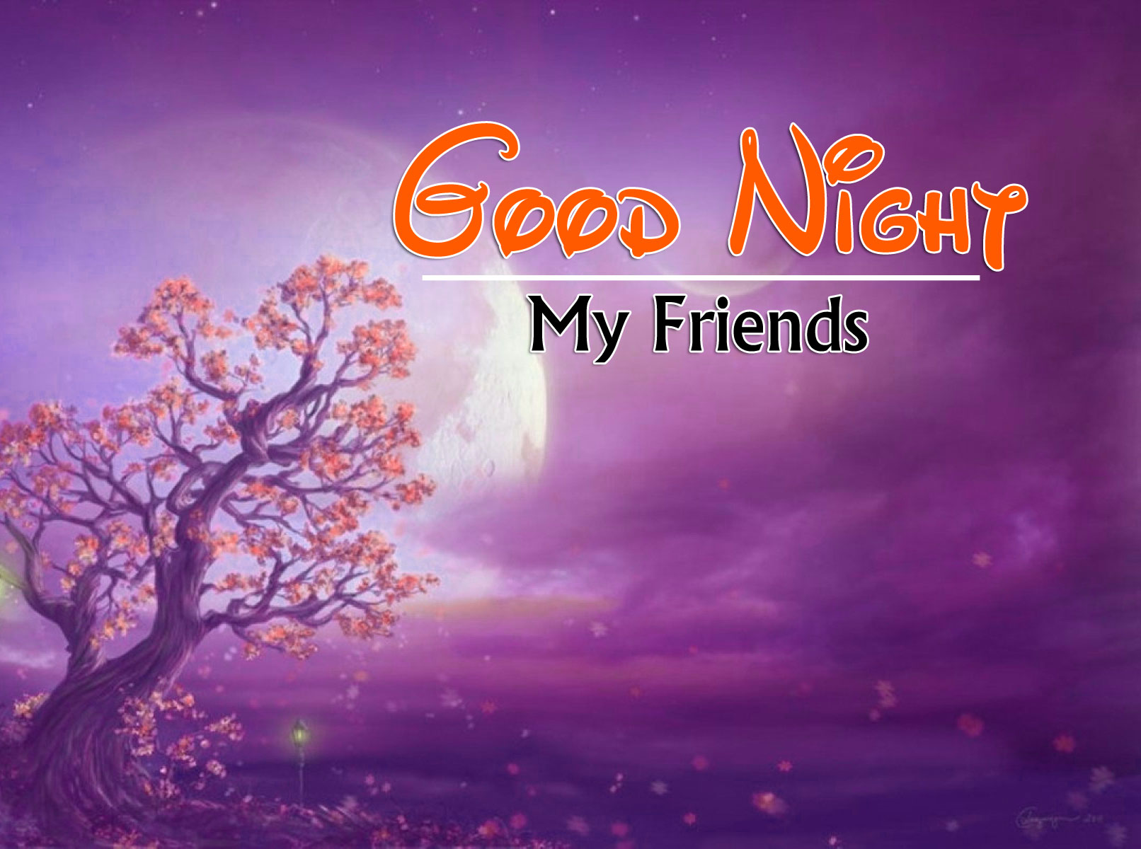 Good Night Wishes k Images photo Download